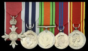 Medals from the Collection of David Lloyd, Part 1
