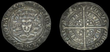 The Martyn Alan Eeley-Hardcastle Collection of British Coins