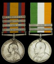Medals from the Collection of the Soldiers of Oxfordshire Museum, Part 3