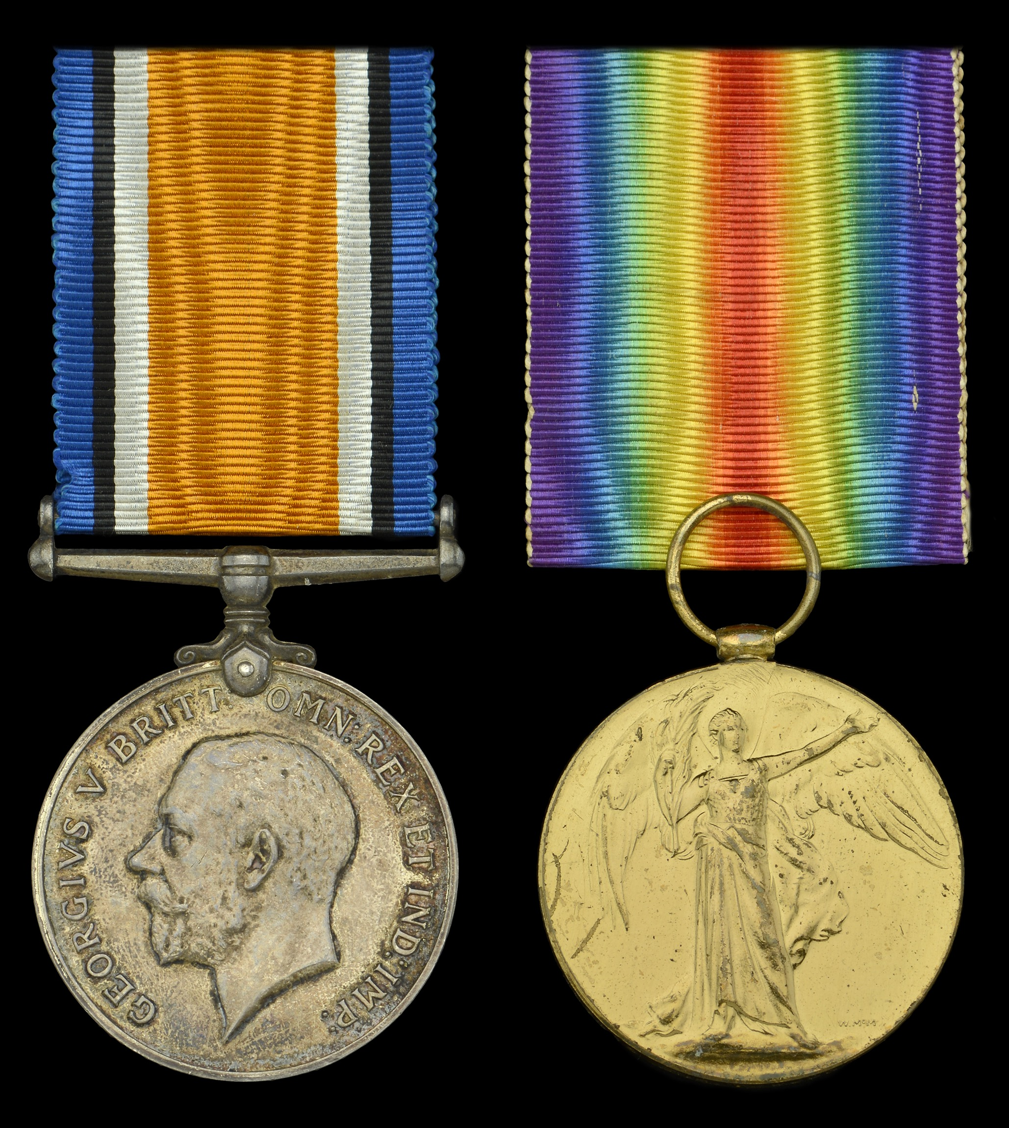 Groups and Single Decorations for Gallantry - Image 4 of 7