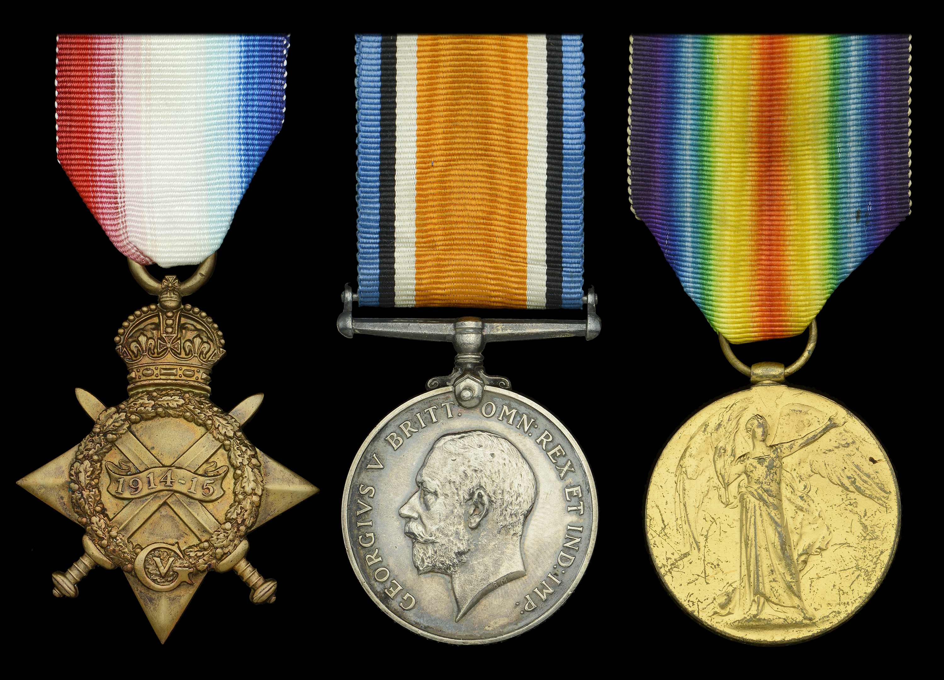 Medals from the Collection of the Soldiers of Oxfordshire Museum, Part 4