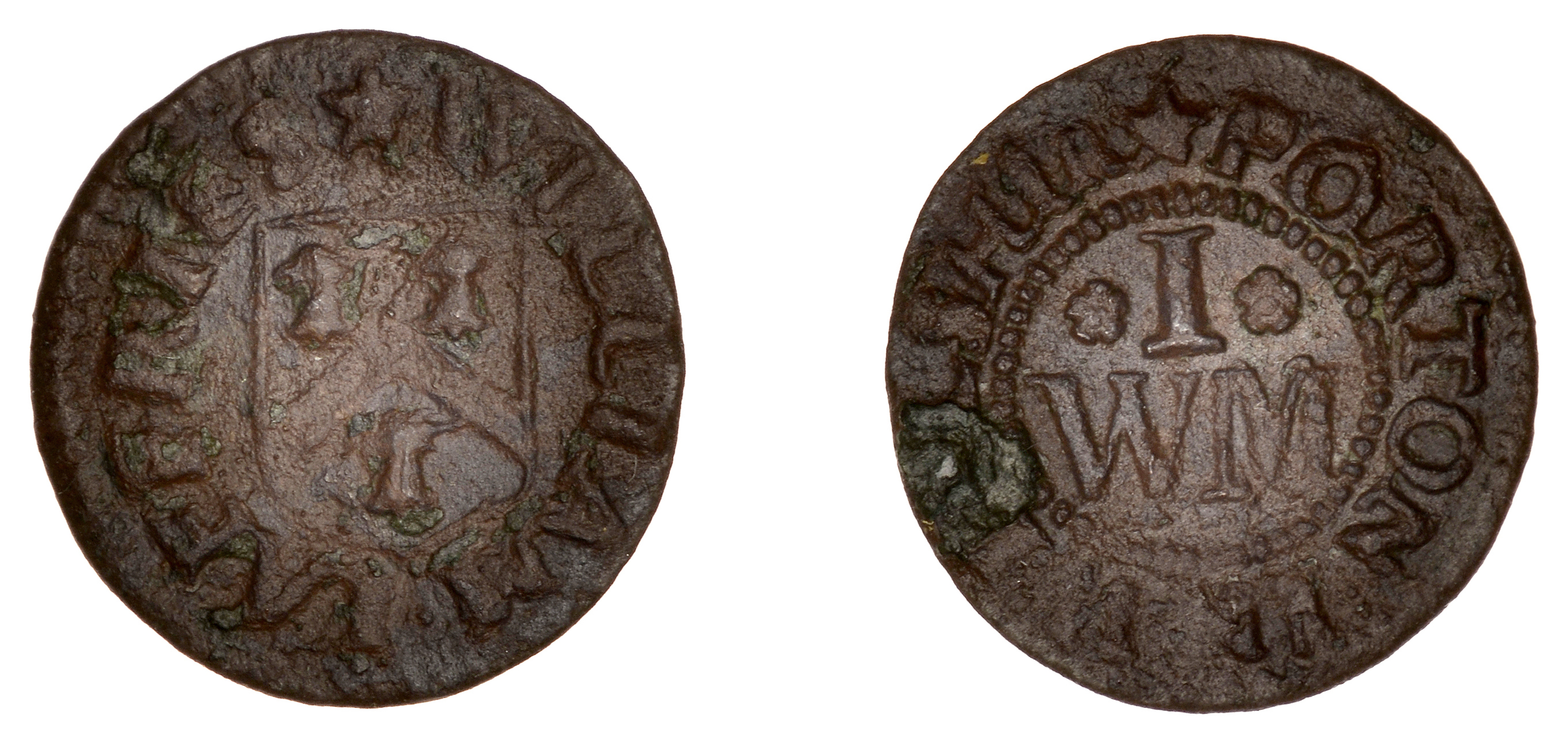 The Collection of Wiltshire Coins, Tokens and Paranumismatica formed by the late David Ward