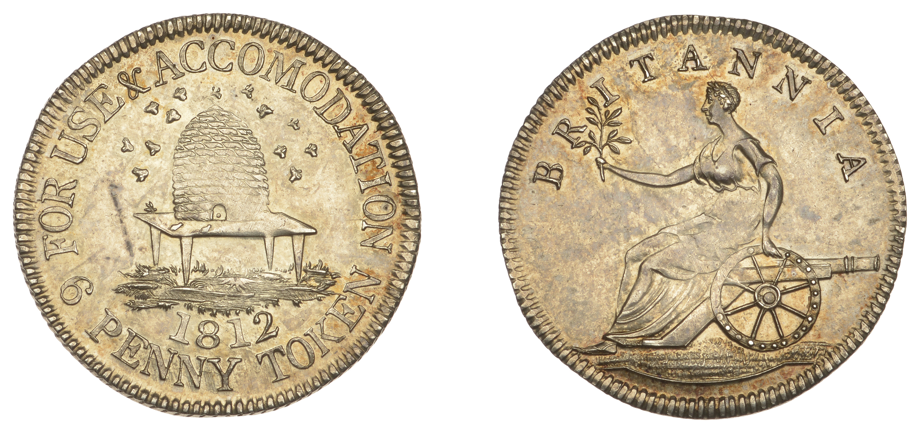 The Collection of 19th Century Tokens formed by John Akins (Part II)