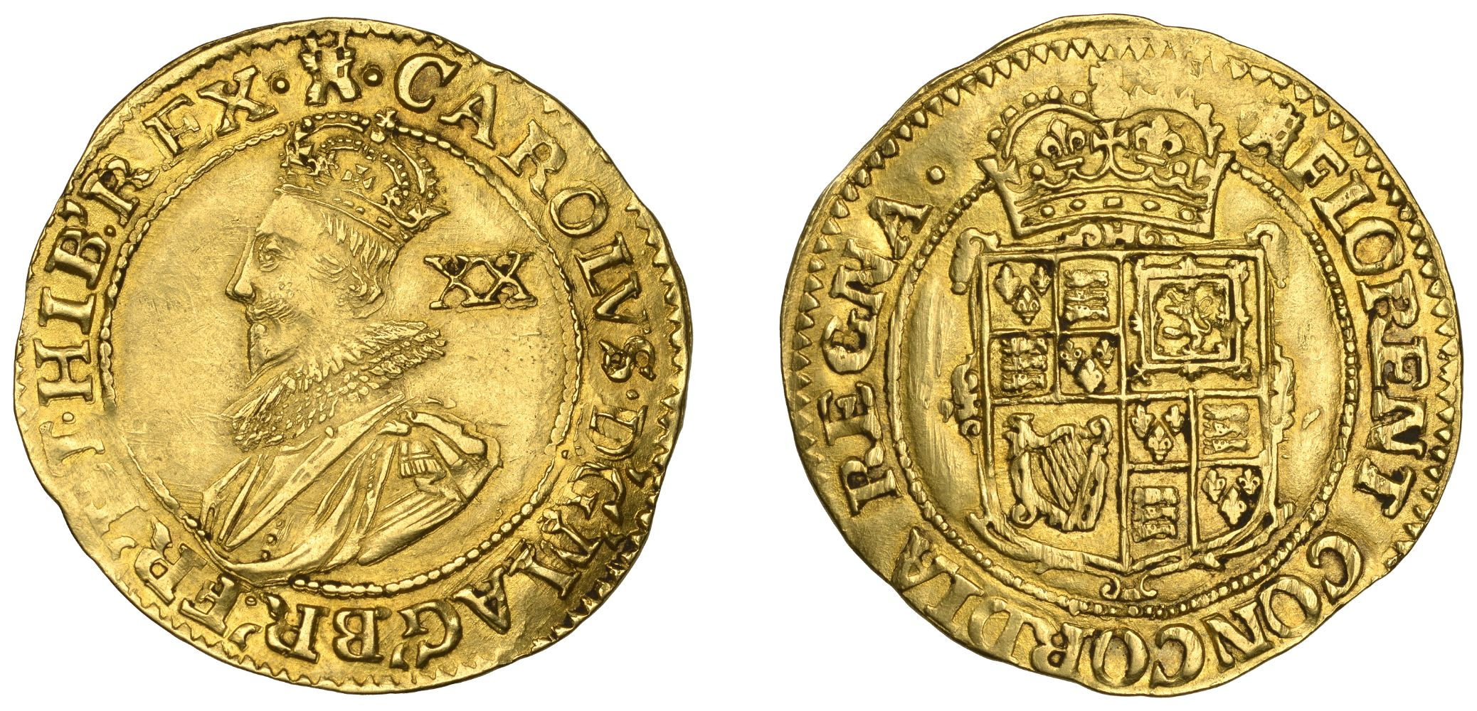 The Gietzelt Collection of British Coins (1625-1660)