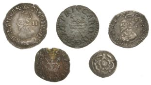 The Michael Gietzelt Collection of British and Irish Coins (1625-1660)