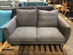 JOHN LEWIS PILLOW SMALL 2 SEATER SOFA