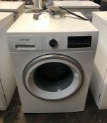 SIEMENS WM14T470GB WASHING MACHINE