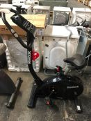 REEBOK Z-POWER EXERCISE BIKE BLACK