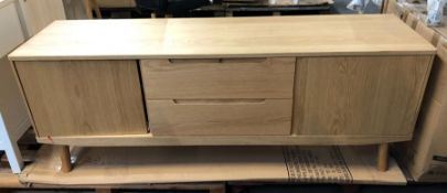 HOUSE BY JOHN LEWIS BOW TV STAND SIDEBOARD