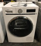 SIEMENS WT48XRH9GB TUMBLE DRYER