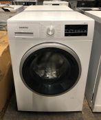 SIEMENS IQ500 WM14T488GB WASHING MACHINE