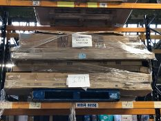 1 X BULK PALLET TO CONTAIN AN ASSORTMENT OF BED C/D PART LOTS / COLOURS, SIZES AND CONDITIONS MAY
