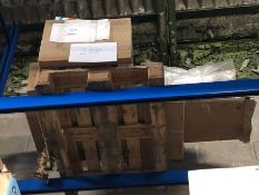 X BULK PALLET TO CONTAIN AS ASSORTMENT OF FURNITURE PRODUCTS / CONDITIONS VARY, SETS MAY BE