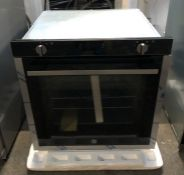 HOOVER H-OVEN 300 HOXC3UB3358BI 59CM BUILT IN SINGLE ELECTRIC OVEN