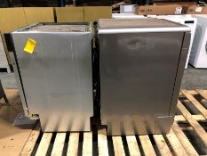 1 X BULK PALLET TO CONTAIN 2 DISHWASHERS / CONDITIONS VARY