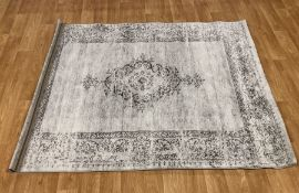 LA REDOUTE TRADITIONAL FADED RUG / SIZE: 160 X 220CM