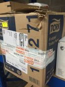 1 LOT TO CONTAIN A BOX OF TORK ADVANCED FOLDED TOILET PAPER T3