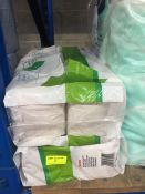 1 LOT TO CONTAIN 2 PACKS OF STAPLES SUSTAINABLE EARTH TOILET ROLLS, EACH PACK CONTAINS 8 ROLLS, 16