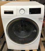 BOSCH WDU28560GB FREESTANDING WASHER-DRYER