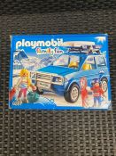 1 X PLAYMOBIL FAMILY FUN WINTER SUV - 9281 / RRP £18.00