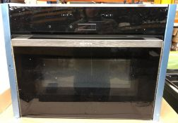 NEFF C17MR02N0B BUILT-IN COMBINATION MICROWAVE