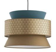 LA REDOUTE DOLKIE 3-SHADE CEILING LIGHT