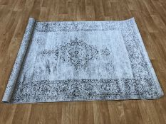 LA REDOUTE TRADITIONAL FADED RUG / SIZE: 120 X 170CM