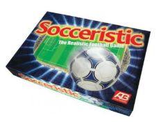 1 X SOCCERISTIC FOOTBALL BOARD GAME / RRP £19.99 / GRADE A