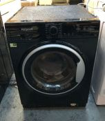 HOTPOINT WASHING MACHINE - NSWM 1043C BS UK N / RRP £359.99 / CONDITION REPORT: UNTESTED CUSTOMER