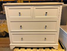 JOHN LEWIS ST IVES 4 DRAWER CHEST