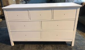 JOHN LEWIS WILTON 7 DRAWER CHEST
