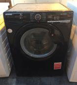 HOOVER WASHING MACHINE - DXOA 68LB3B/1-80 / RRP £299.99 / UNTESTED CUSTOMER RETURN. LIGHT WEAR AND