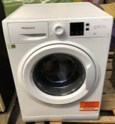 HOTPOINT NSWM 943C WASHING MACHINE