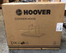 HOOVER H-HOOD 500 HDSV685B 60CM CHIMNEY COOKER HOOD