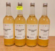 4 x THINK DRINKS FRENCH GARDEN FIZZ BB - JULY 2020