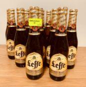 17 x LEFFE BEER BLONDE 330ML
