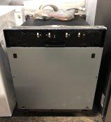 BOSCH SMV40C30GB FULLY INTEGRATED DISHWASHER