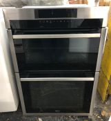 AEG DCE731110M BUILT-IN DOUBLE OVEN