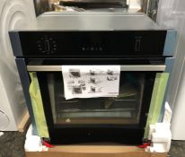 NEFF B6ACH7HH0B SLIDE AND HIDE PYROLYTIC BUILT-IN SINGLE OVEN