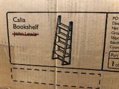 JOHN LEWIS CALIA BOOKSHELF