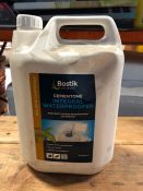 3 X 5L BOTTLES BOSTIK CEMENTONE INTEGRAL WATERPROOFER