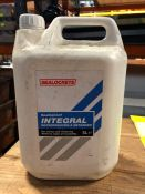 1 X BOTTLE OF SEALOCRETE INTEGRAL WATERPROOFER AND RETARDER