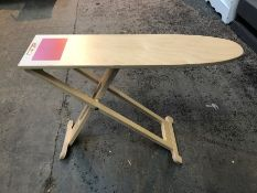 EDUCO KIDS WOODEN IRONING BOARD
