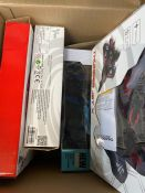 ONE LOT TO CONTAIN AN ASSORTMENT OF BOXED TOYS (CUSTOMER RETIURNS UNTESTED BY DMR)