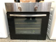 CULINA SINGLE BUILT-IN GAS OVEN - UBGMMT60SS / RRP £319.00 / CONDITION REPORT: UNTESTED CUSTOMER