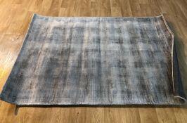 DORIS HANDMADE TUFTED GREY RUG / SIZE: 120 X 170CM BY EBERN DESIGNS