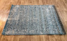 MARISOL TEAL RUG / SIZE: 120 X 170CM BY MARLOW HOME CO.