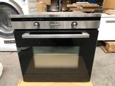 CULINA SINGLE BUILT-IN ELECTRIC OVEN - UB70NPYS / RRP £519.00 / CONDITION REPORT: UNTESTED