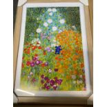 STILL LIFE WITH DAISYS BY VINCENT VAN GOGH FRAMED PAINTING PRINT