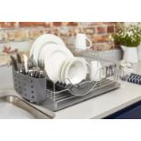 FREE-STANDING DRYING DISH RACK